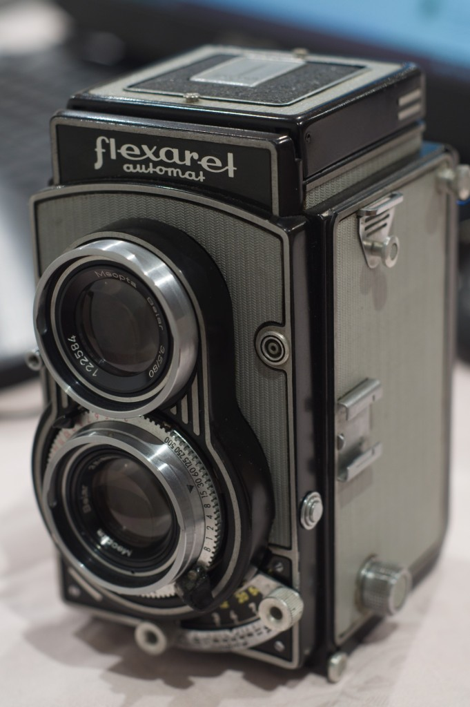 Flexaret VII Automat TLR